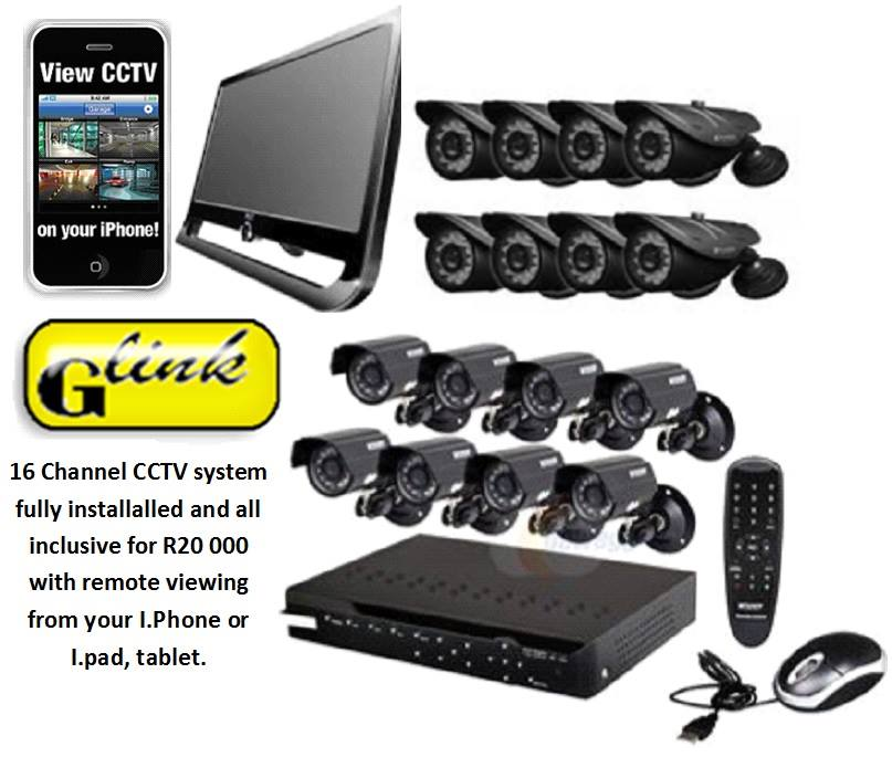 CCTV installations and repairs and new systems