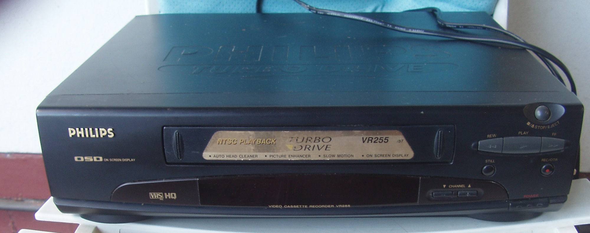 Philips VCR - VR-255