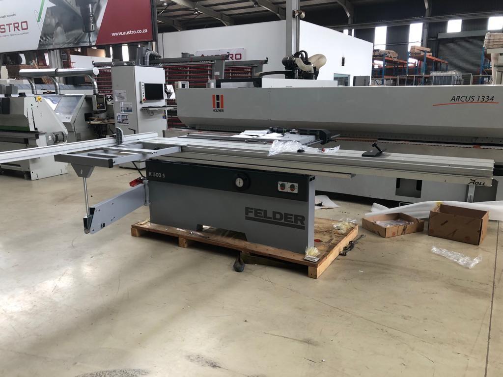 Felder K500 Panel saw - New