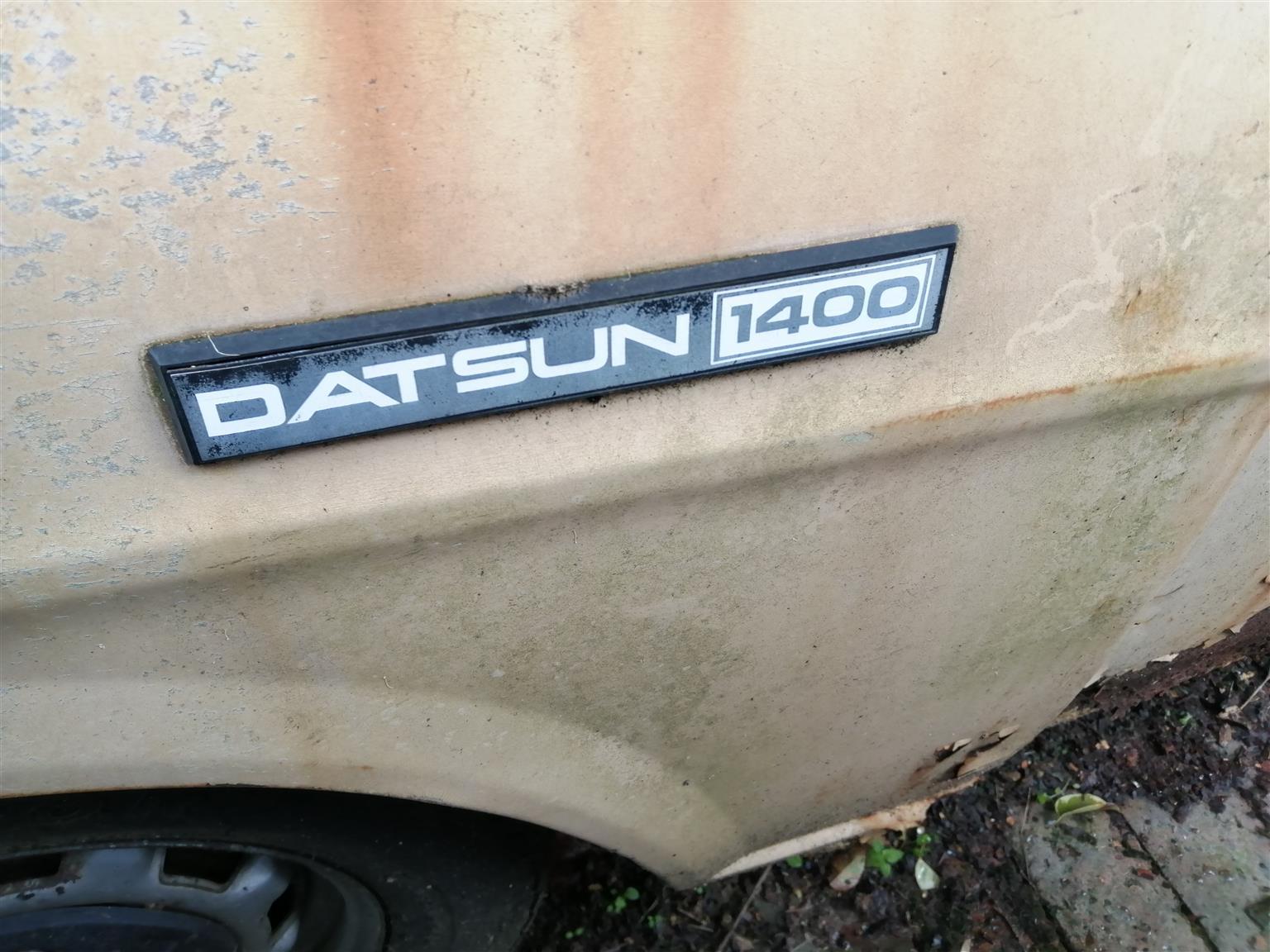 2003 Classic Cars Datsun