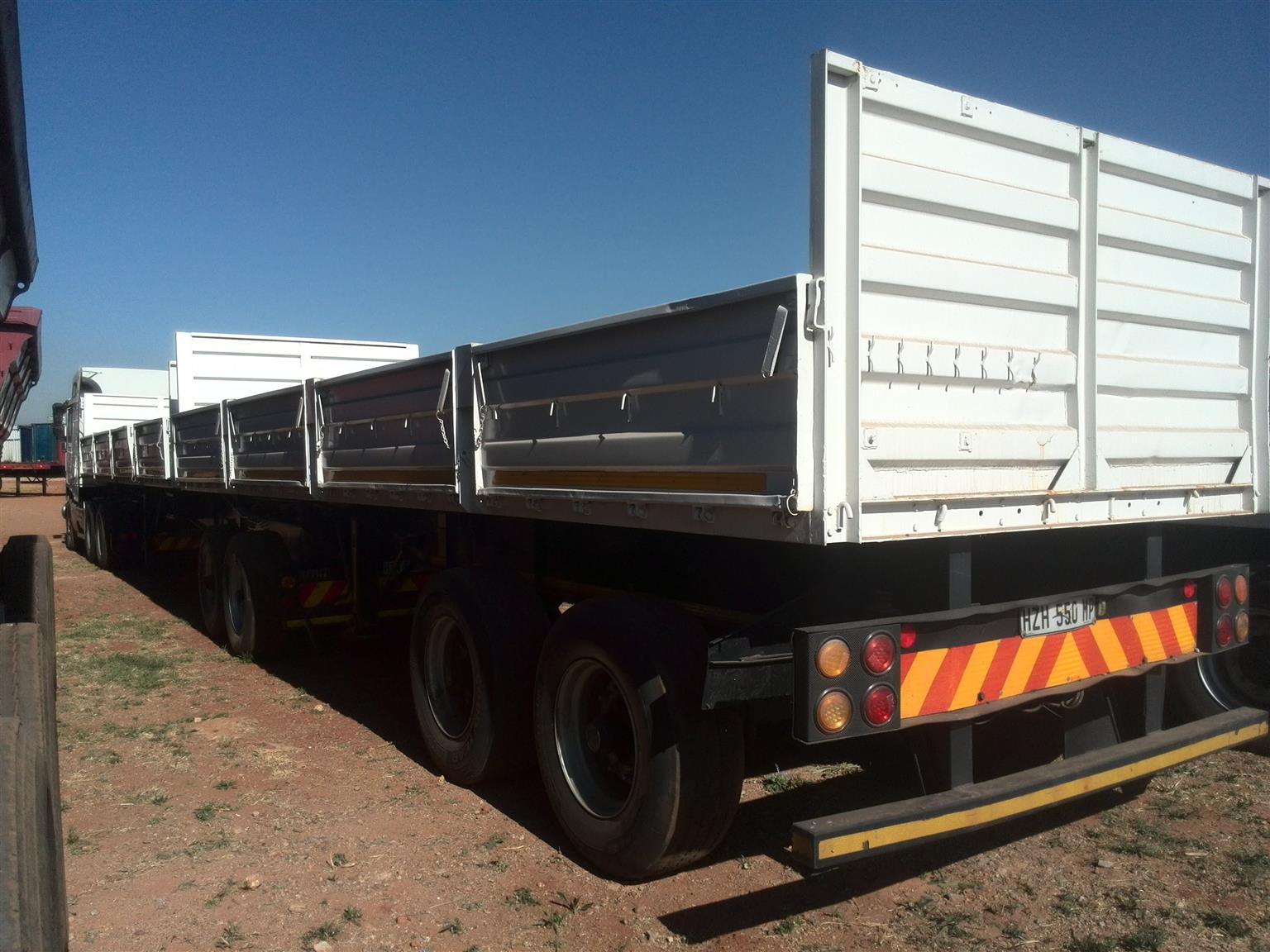 2008 - FREIGHT LINERS Posted by Lemeshen Pillay