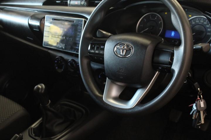 2018 Toyota Hilux double cab HILUX 2.4 GD 6 SRX 4X4 P/U D/C