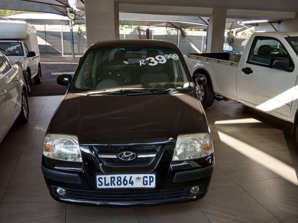 2005 Hyundai Atos Prime 1.1 GLS