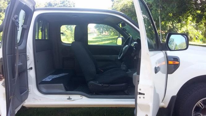 2010 Ford Ranger 2.5TD SuperCab Hi trail