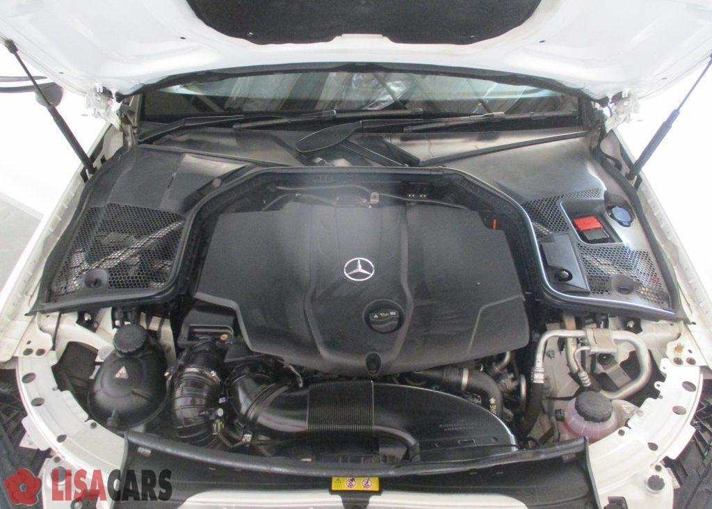 2017 Mercedes Benz C Class C220d coupe auto