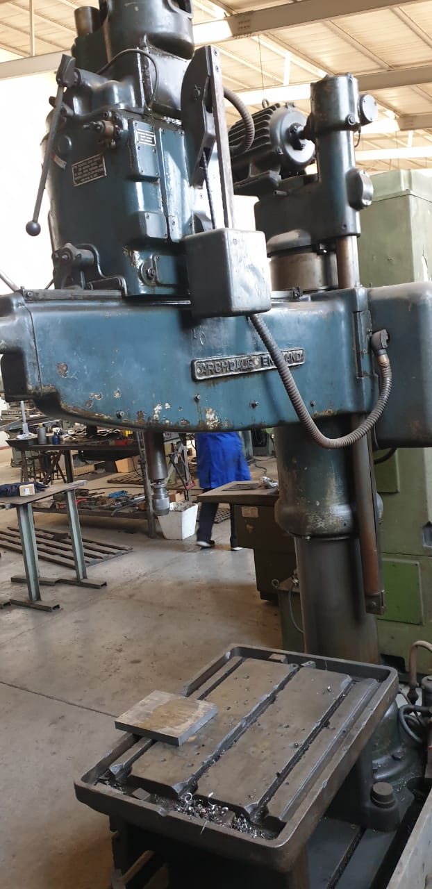 Industrial drilling machine for sale