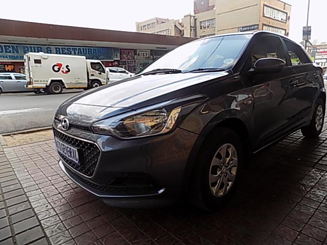 2017 Hyundai i20 1.4 GL