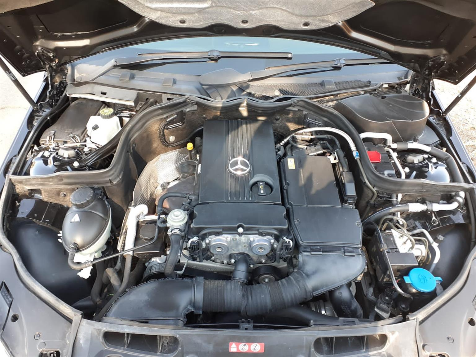 2009 Mercedes Benz C Class C200