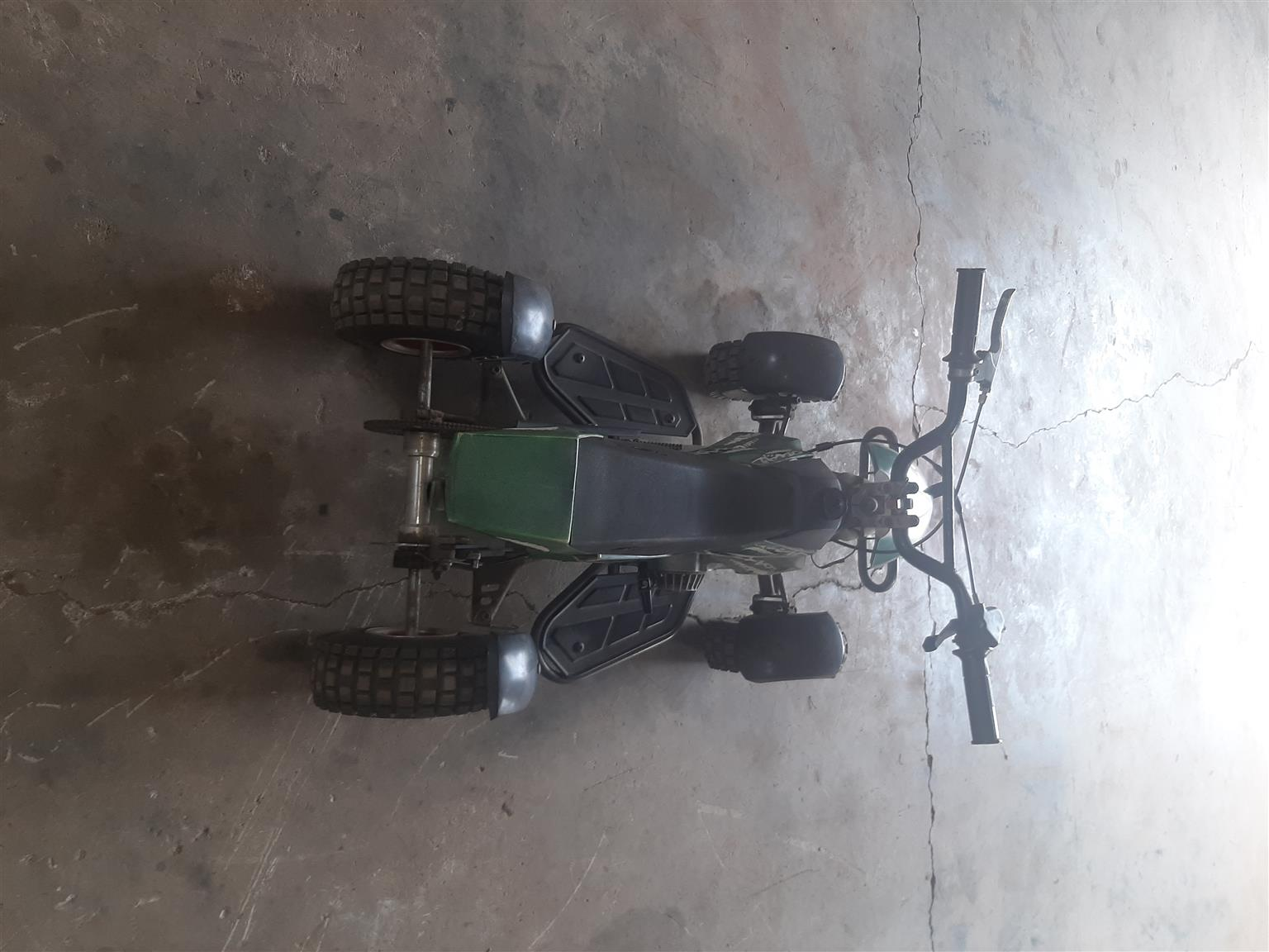 Mini Quad Bike