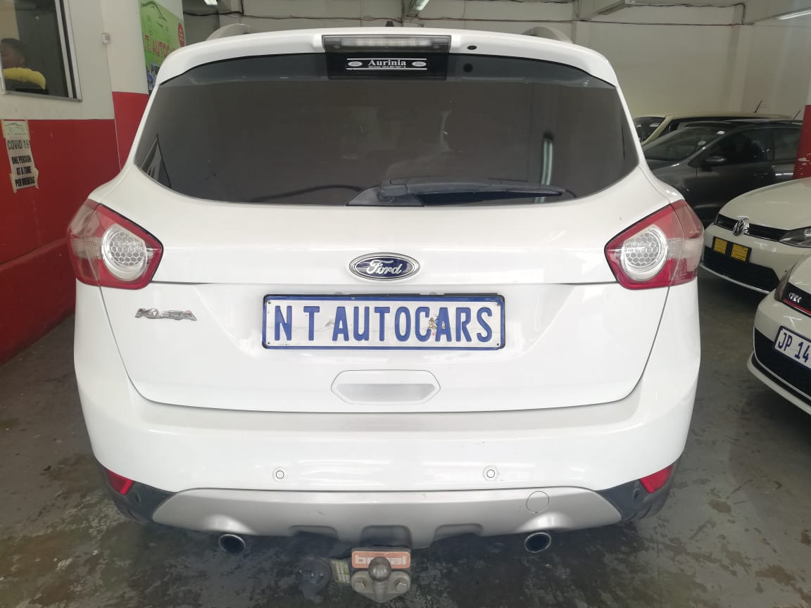 2012 Ford Kuga 1.5T Trend auto