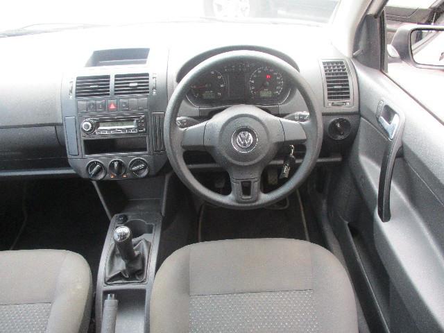 2013 VW Polo Vivo sedan