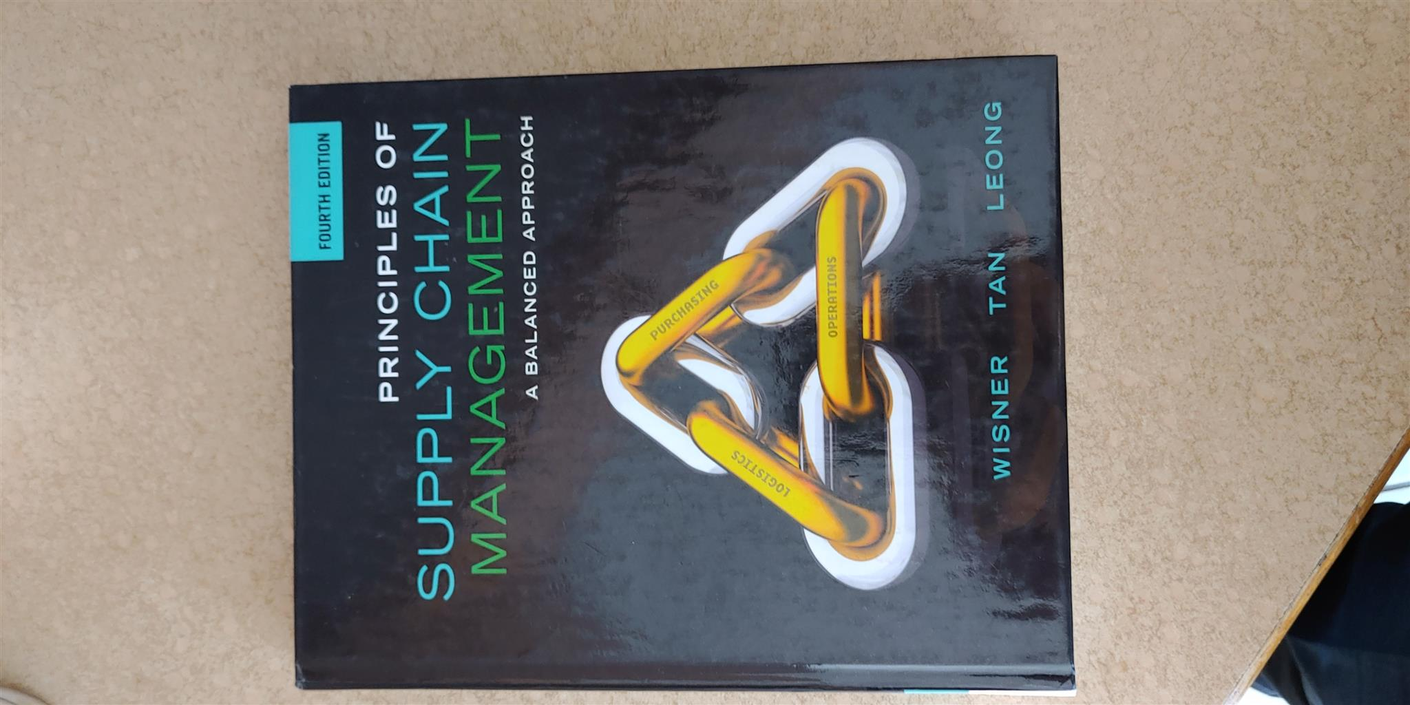 Principles of Supply Chain Management A Balanced Approach, 4th Edition