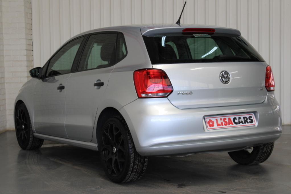 2011 VW Polo 1.6 Trendline