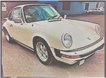 Porsche 911 1980 model Wanted