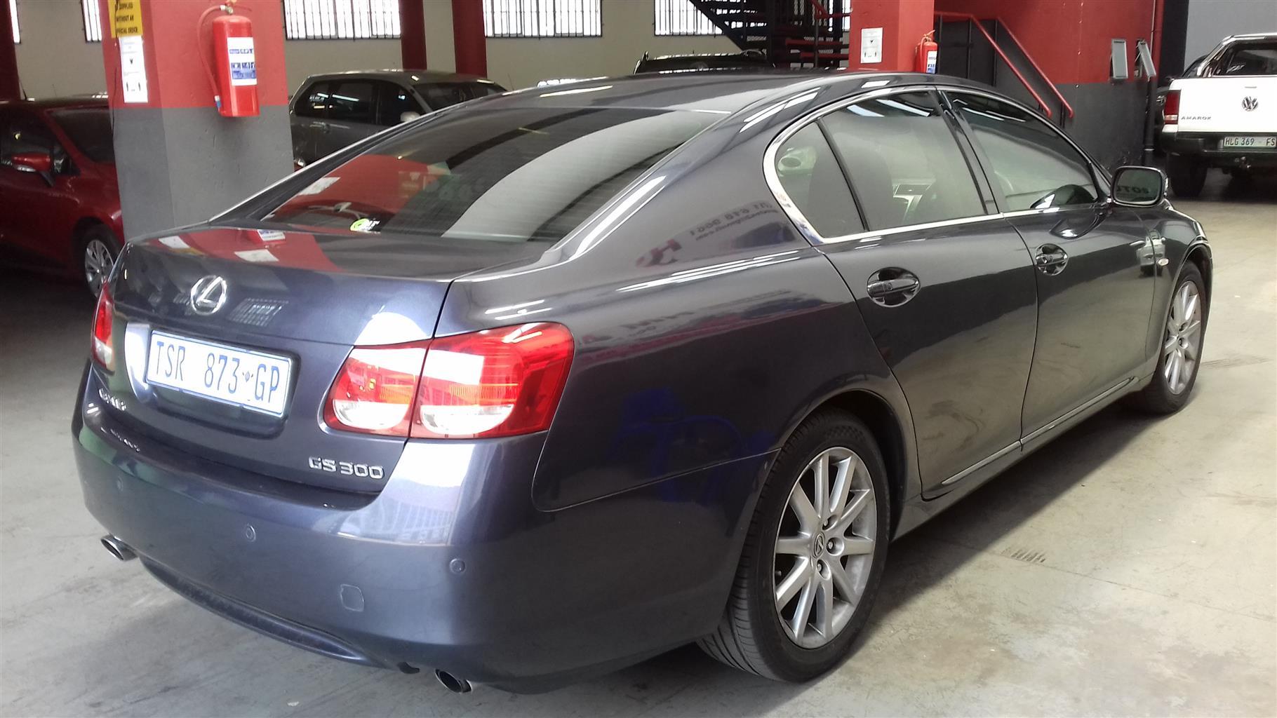 2008 Lexus GS 300 automatic