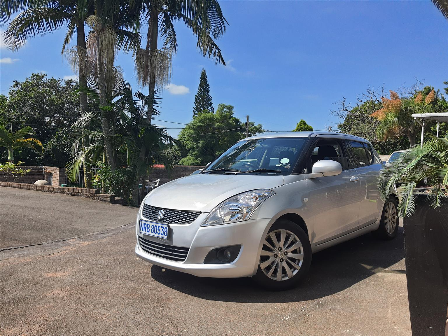 2012 Suzuki Swift 1.4Gls