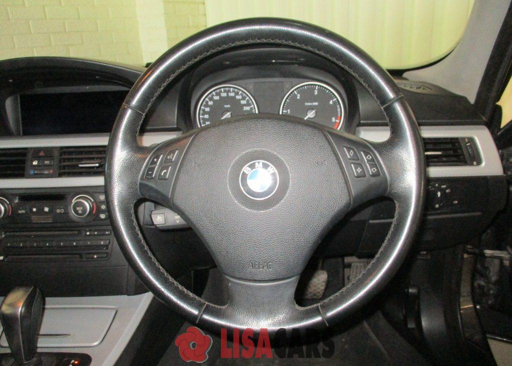 2007 BMW 3 Series 320d auto