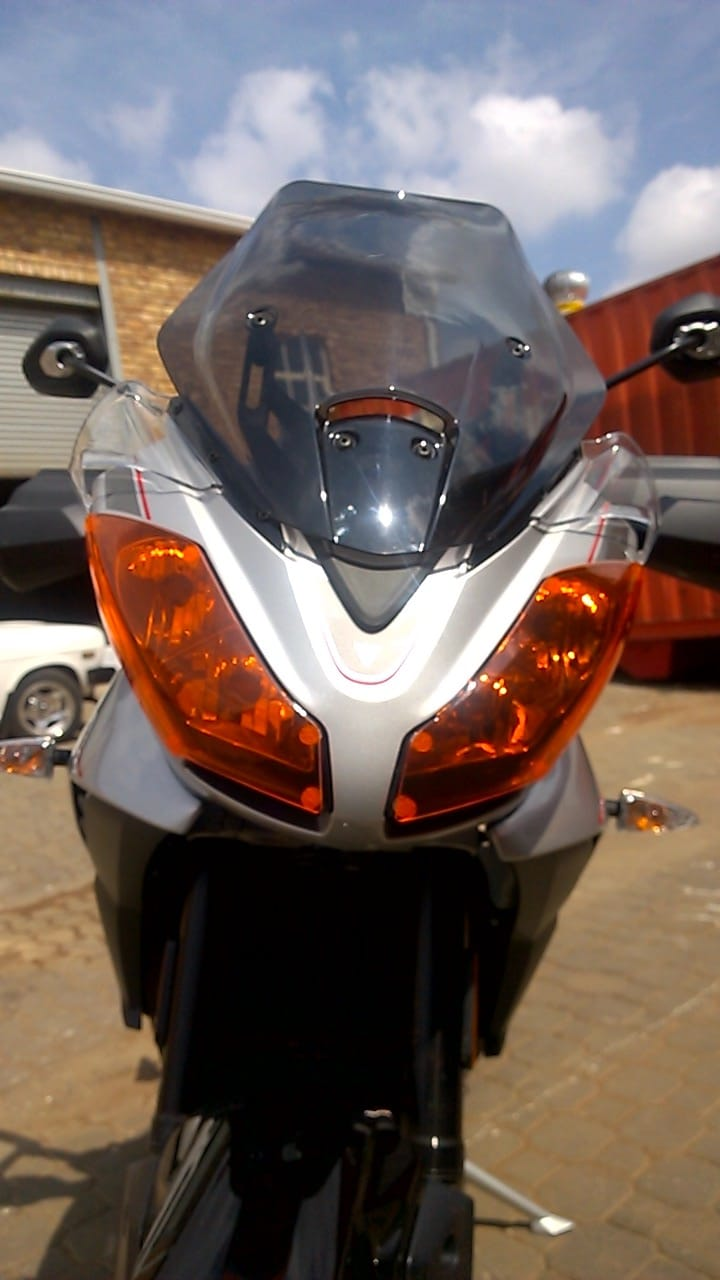 War Eagle Racing Motorcycle Screens and Fairings Triumph Tiger 1050 Sport 2019 Headlight Protectors