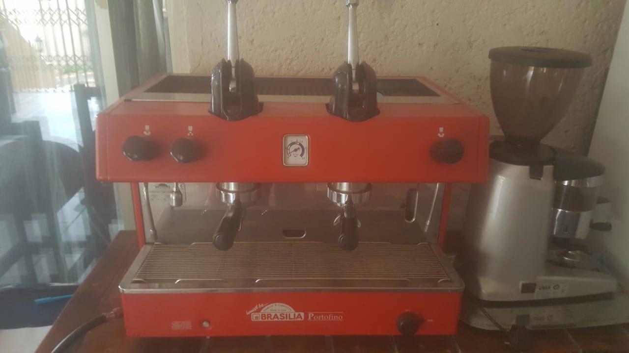 Brasillia Manual coffee Mashine