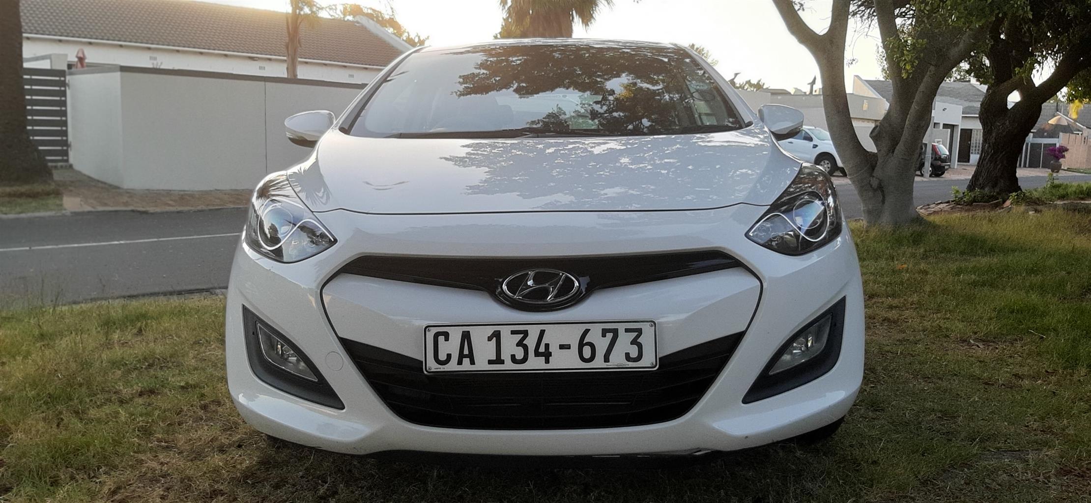 2013 Hyundai i30 1.6 GLS
