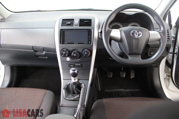 2018 Toyota Corolla Quest COROLLA QUEST 1.6