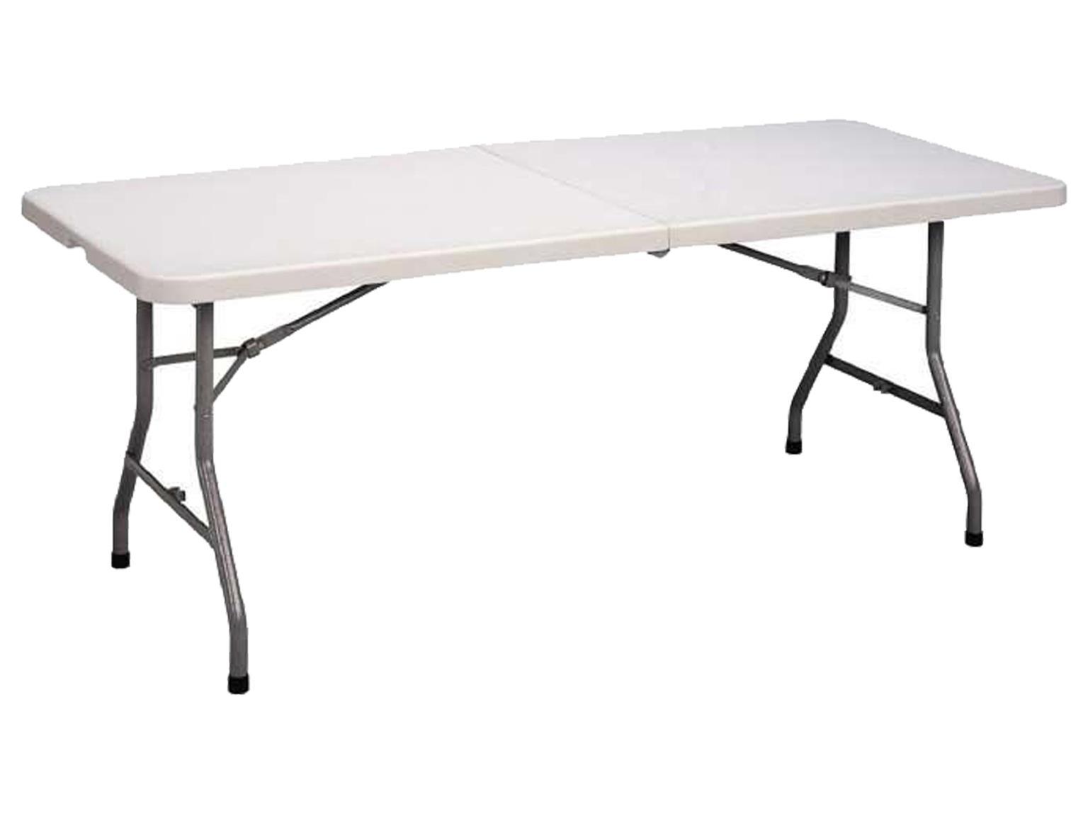 1.8M Folding Trestle Table