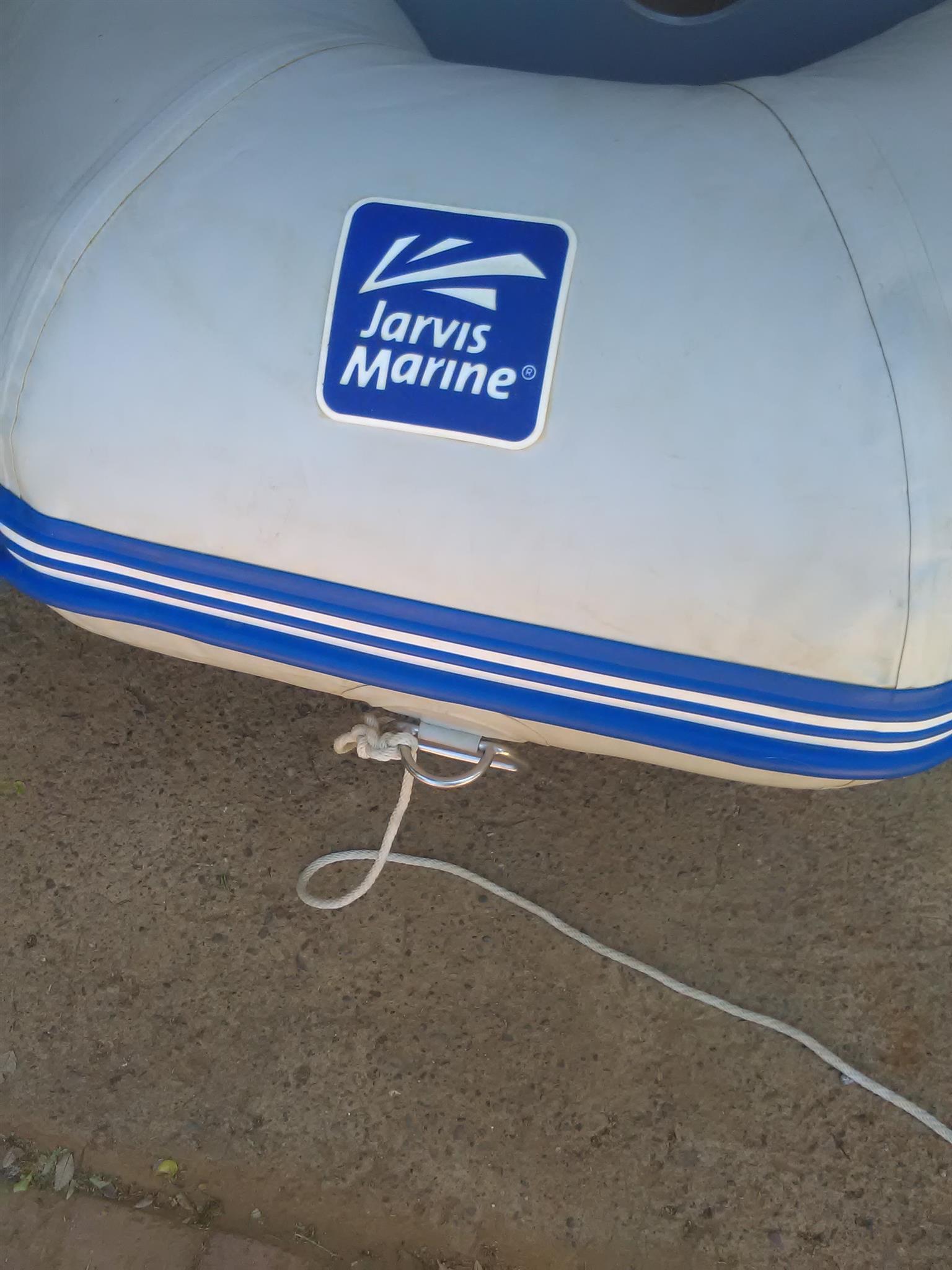 Javis marine. Boat