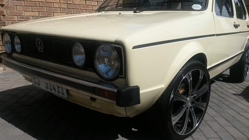 1980 VW Golf hatch GOLF VII 1.0 TSI COMFORTLINE