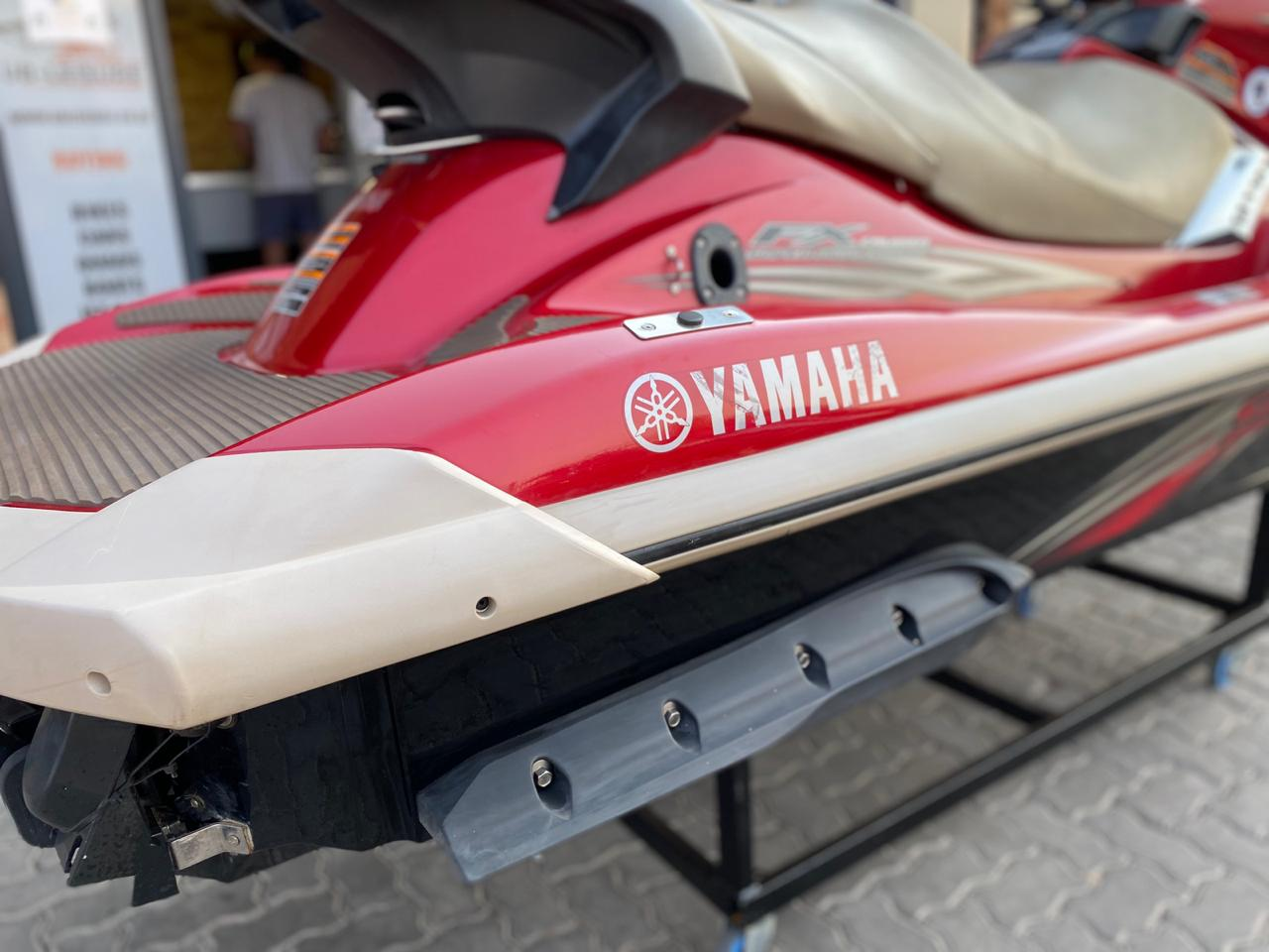 2008 YAMAHA WAVERUNNER SHO SUPERCHARGED 1800 | UB LEISURE