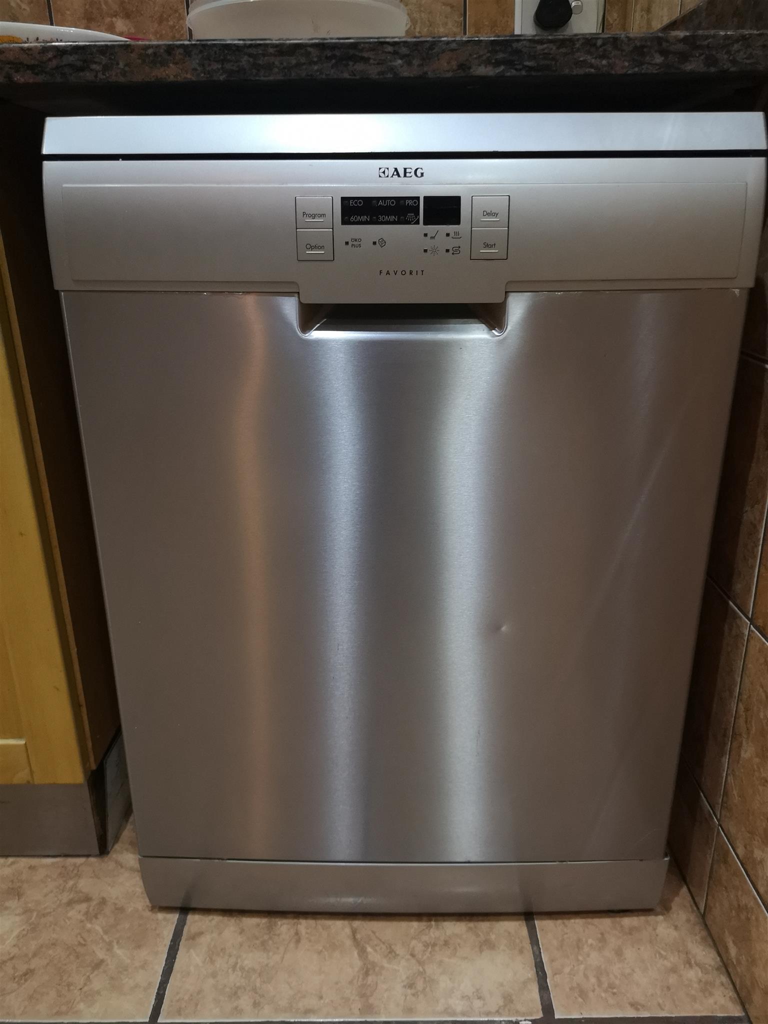 Aeg Dishwasher Still New Junk Mail