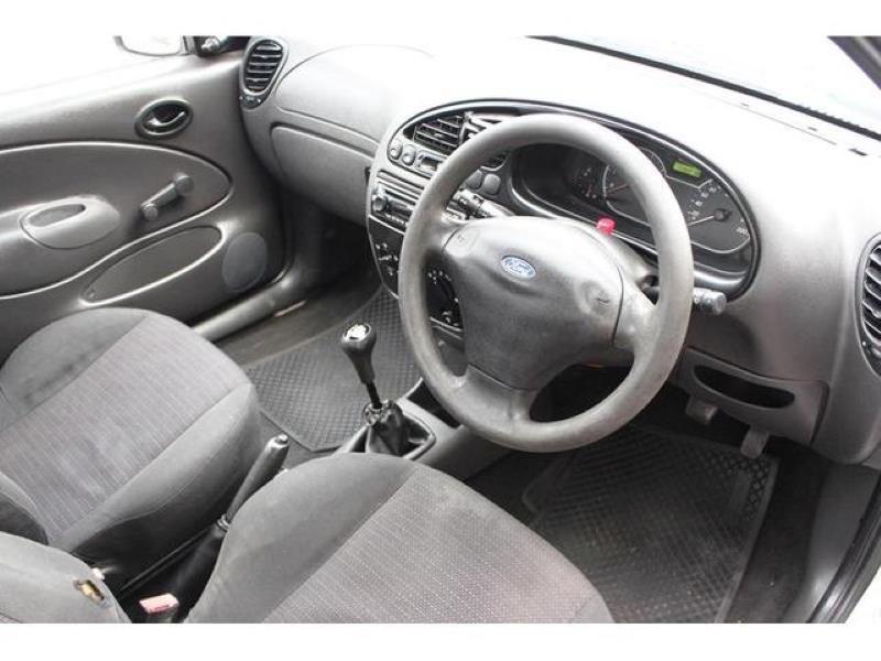 2010 Ford Bantam 1.4TDCi (aircon)