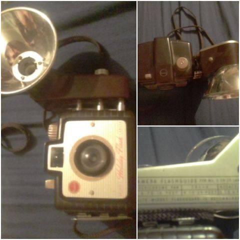 Antieke kamera