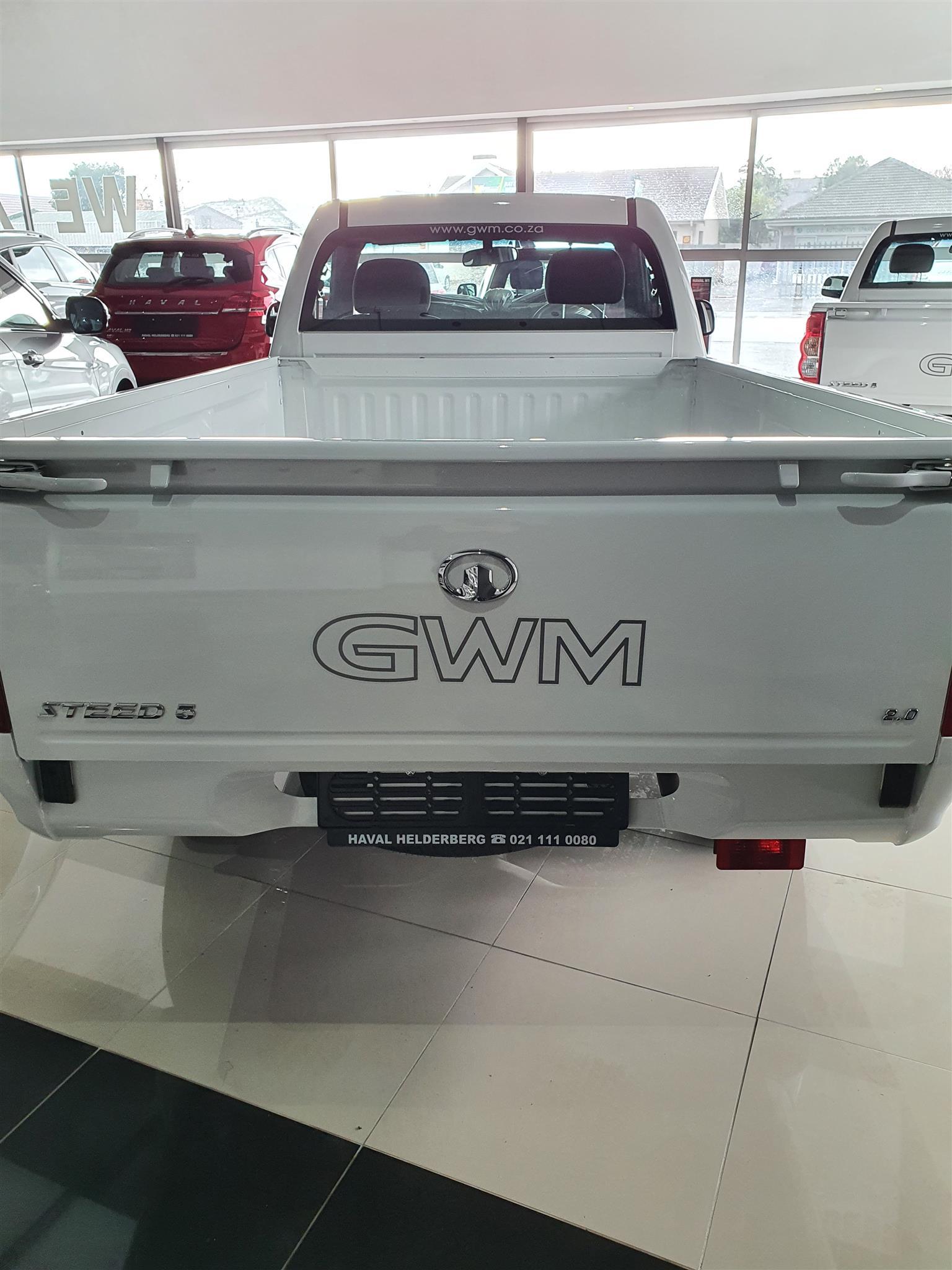 2020 GWM Steed 5 2.0WGT Workhorse