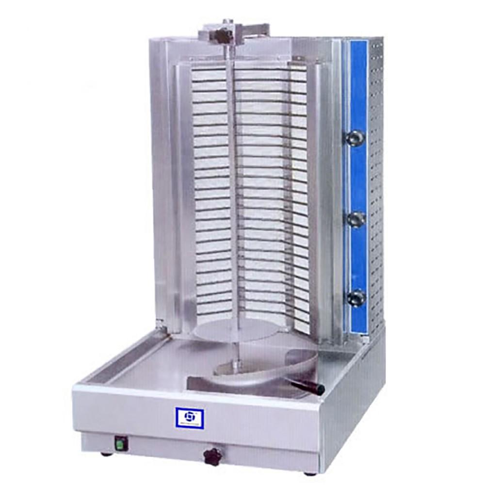 New Gas Schwarma Machine