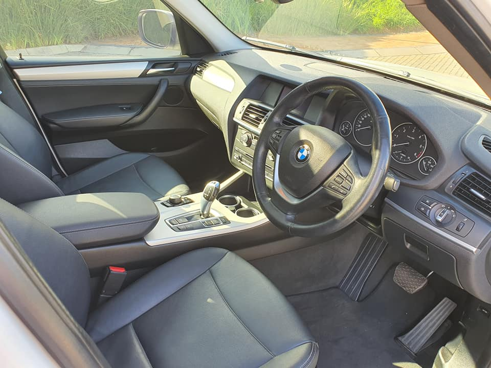 2014 BMW X3 xDRIVE 20d (G01)