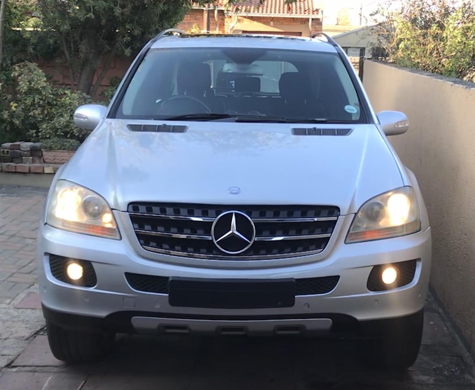 2005 Mercedes Benz ML 500