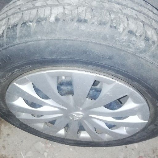 4by 14inch Toyota Etios Rims And Tyres For Sale!!