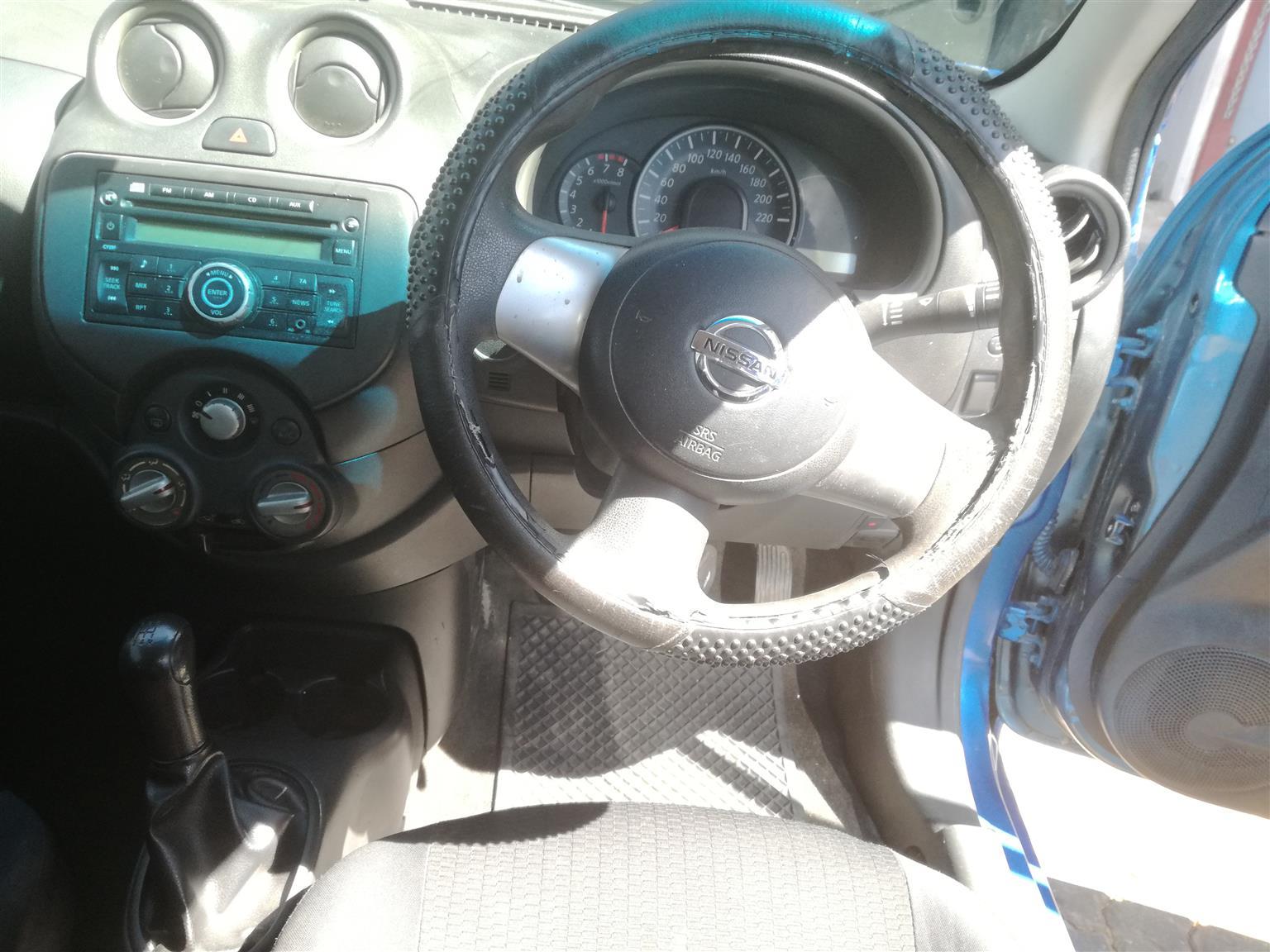 2012 Nissan Micra 1.2 Acenta