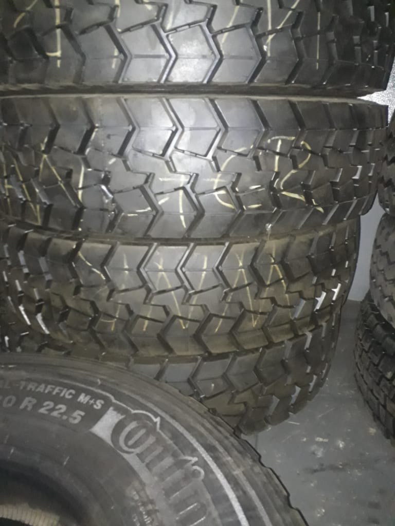 2020 Accessories Mags/Tyres