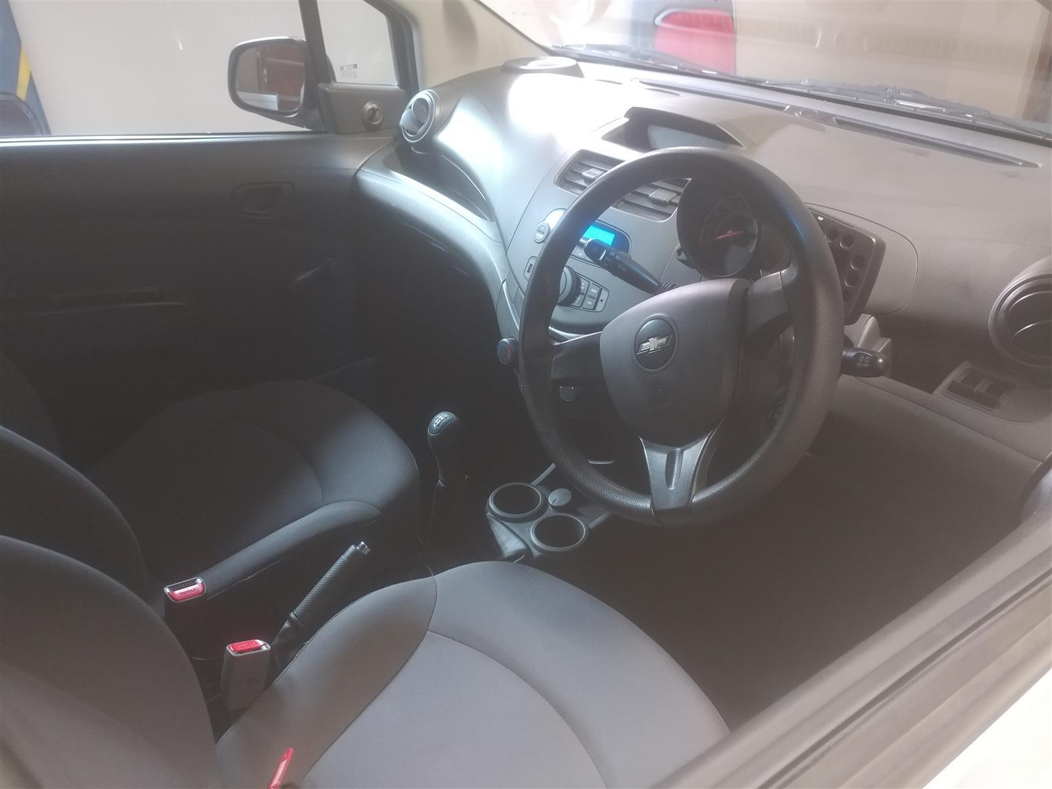 2011 Chevrolet Spark 1.2