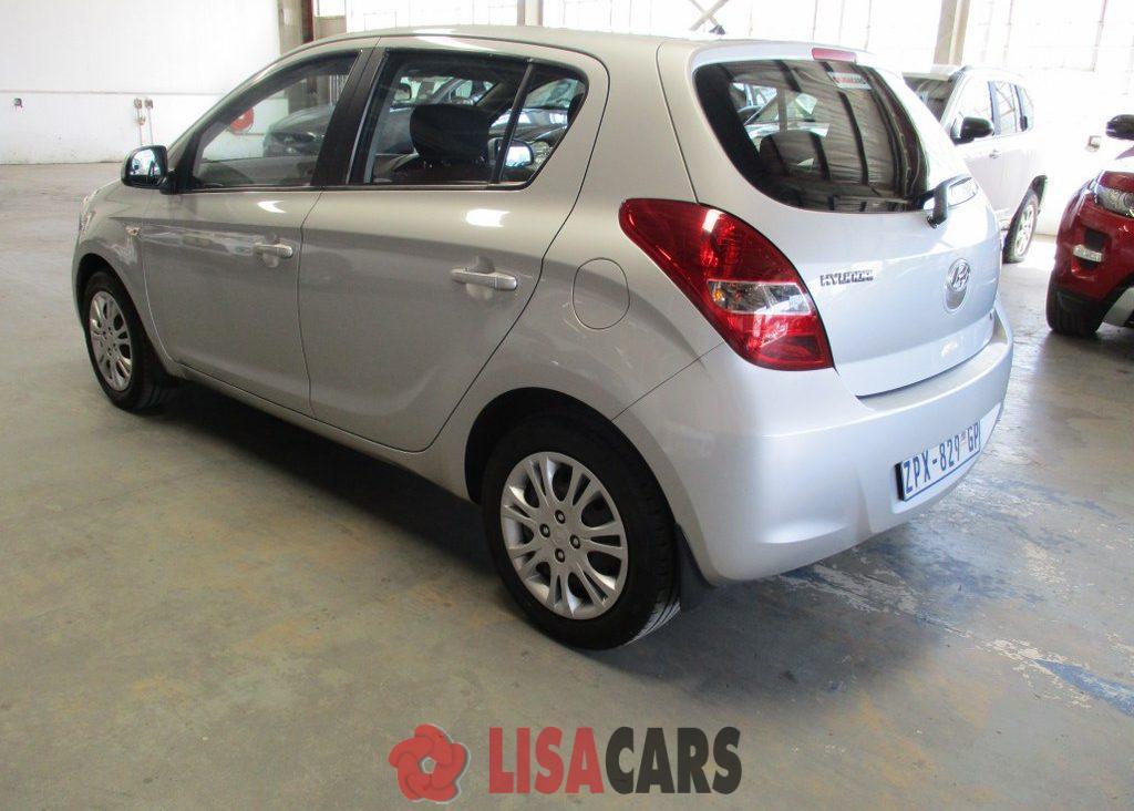 2010 Hyundai i20 1.6 GLS