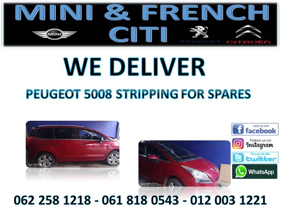 Cars for Stripping Peugeot