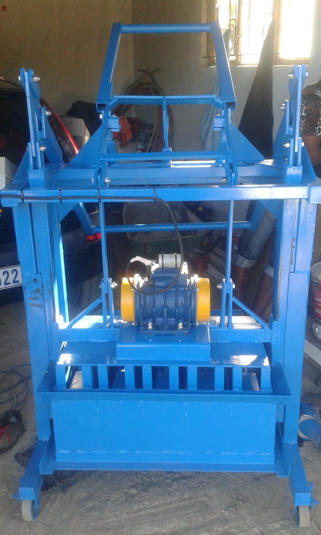 Block Brick Making Machines