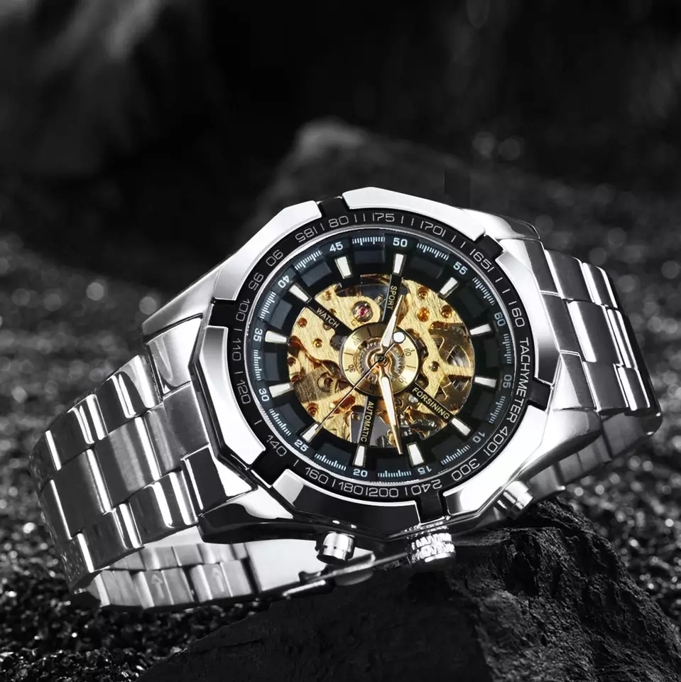 FSG Skeleton Automatic Watch