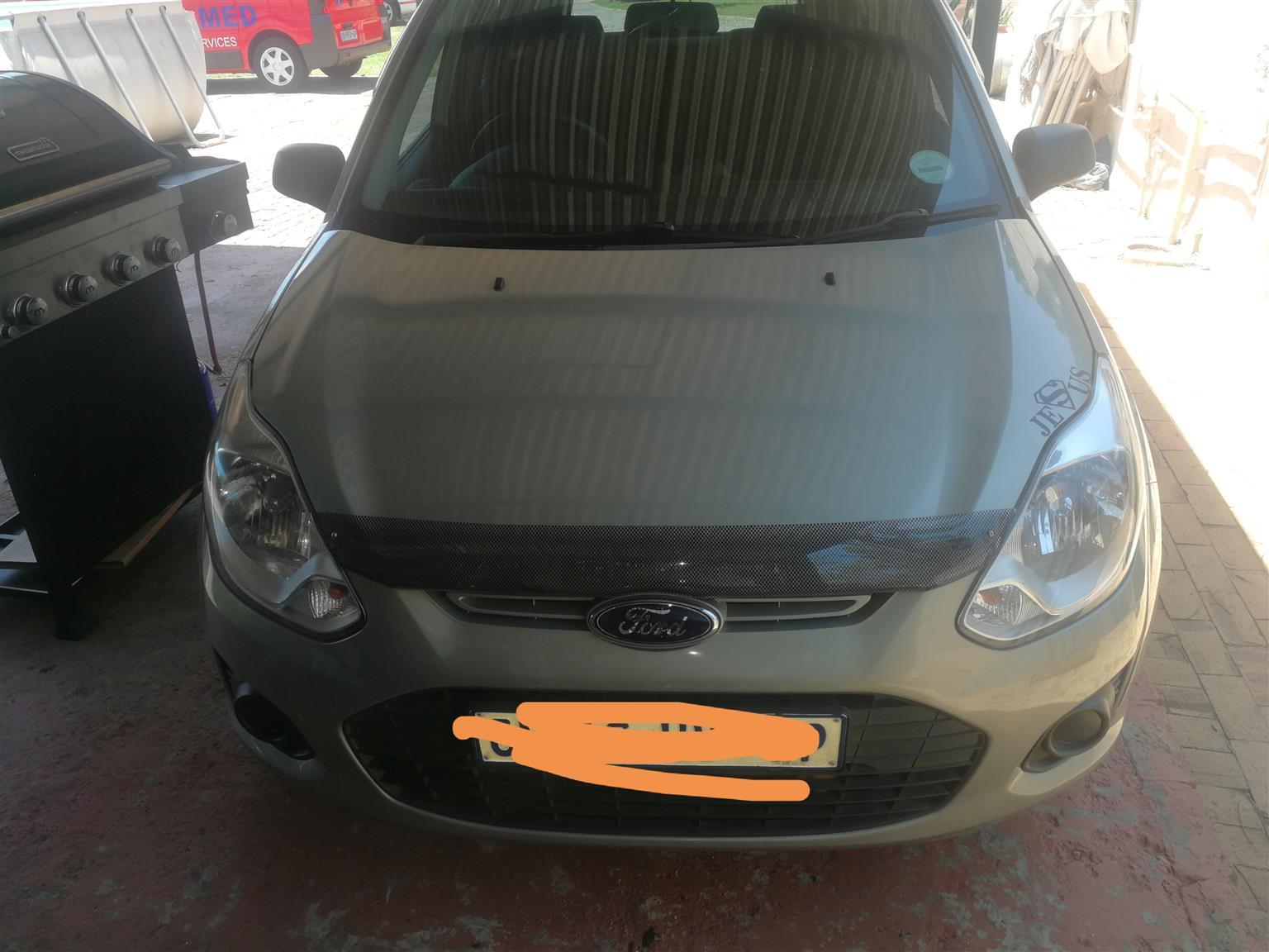 2013 Ford Figo 1.4 Ambiente
