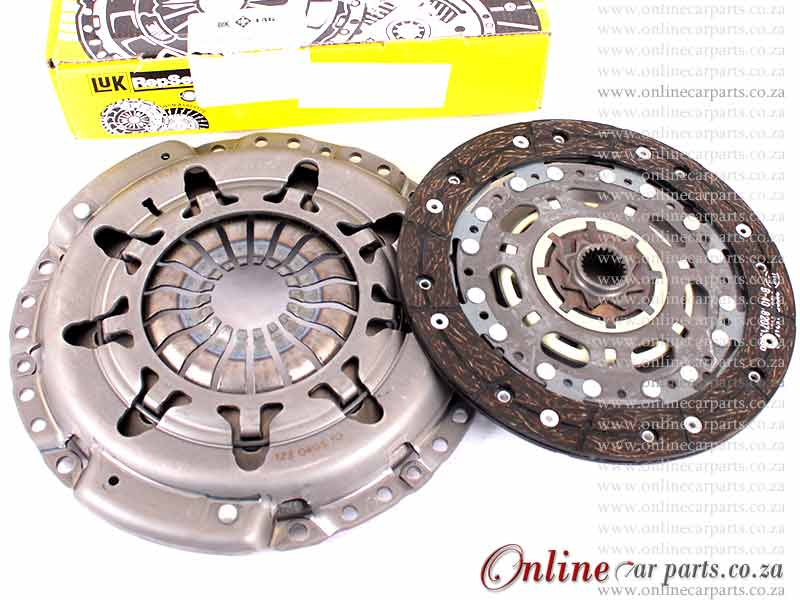 Ford Mondeo III 1.8 16V 00-07 CHBA CHBB 92KW 228mm 23 Spline Clutch Kit