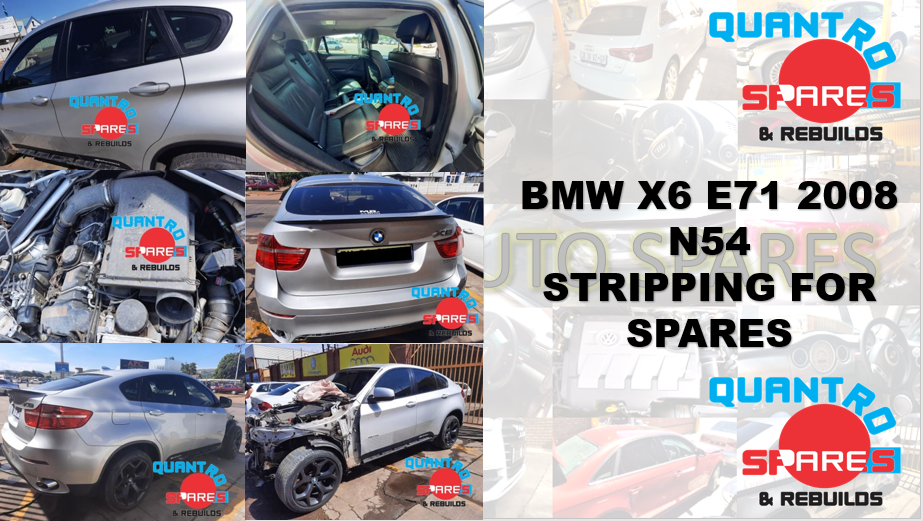 Cars for Stripping BMW