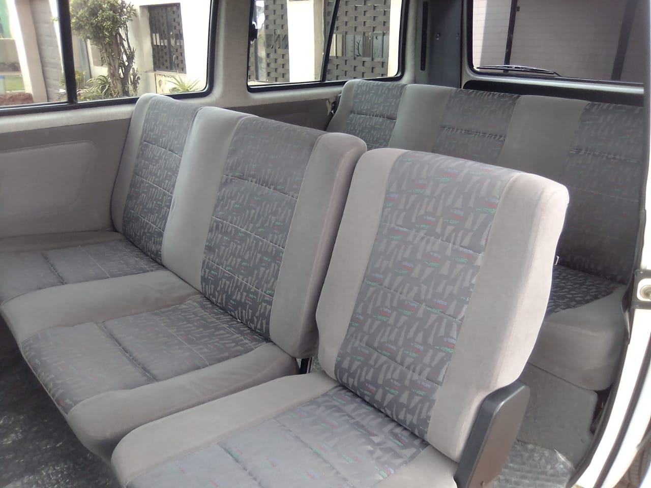 VW Kombi 1998 2.3