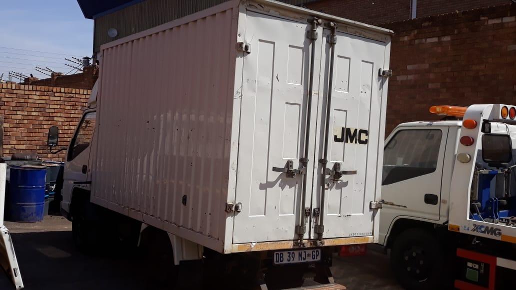 2012 JMC Carrying Vanbody SWB