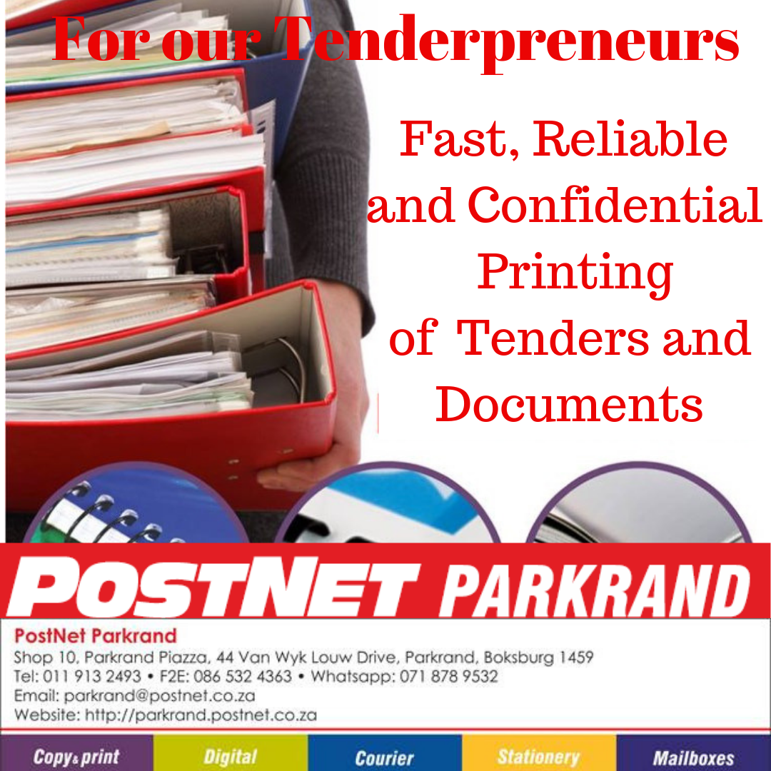 Printing of Manuals, Tenders and so much more